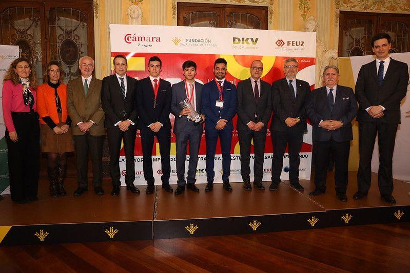 Clausura 2020 de GMC Aragón